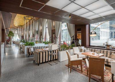 Refresh interiéru J&T Café Elektra