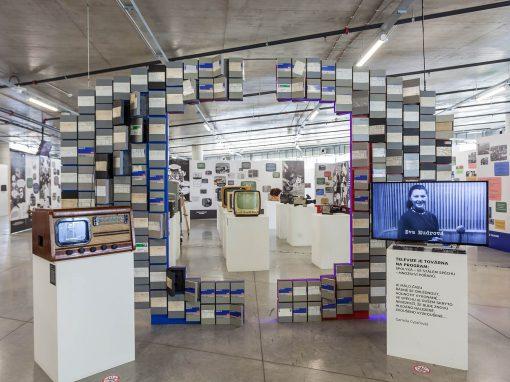 Od televise k televizi – výstava k 60. výročí založení ostravského televizního studia