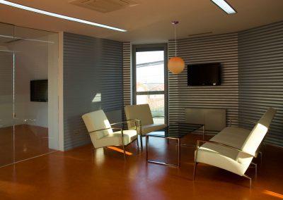 Interiér sídla firmy Febe Trade