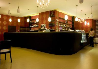 Café 43 v Porubě
