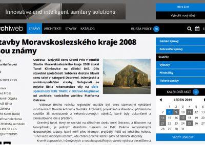 Cena roku Moravzskoslezského kraje 2009 – Cena laické veřejnosti